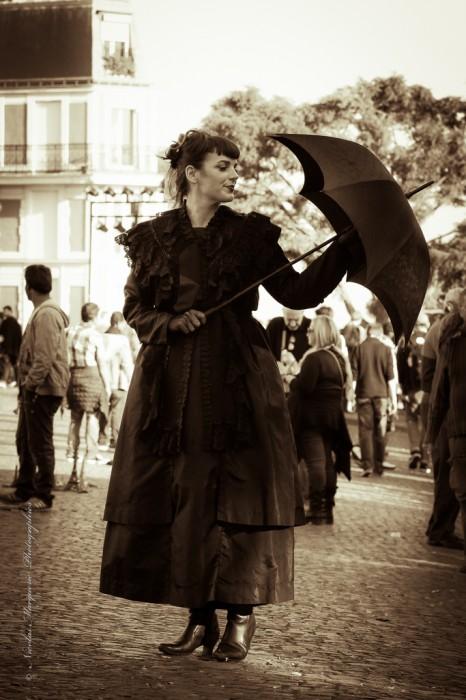 Portraits of Angie Bouffanf
